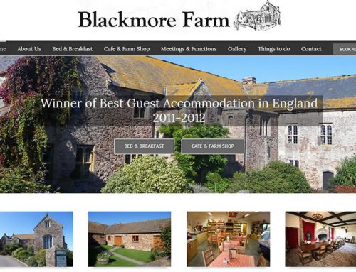 Redevelopment of Blackmore Farm with 360 Degree Videos