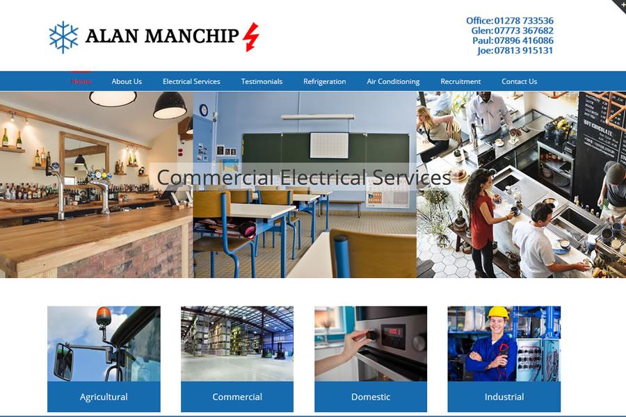 Electrian and Elctrical Engineering Website Designers in Somerset