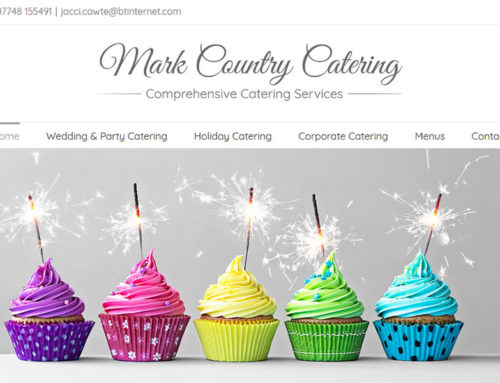 New Websites for Self Catering Apartments & Corporate Caterers
