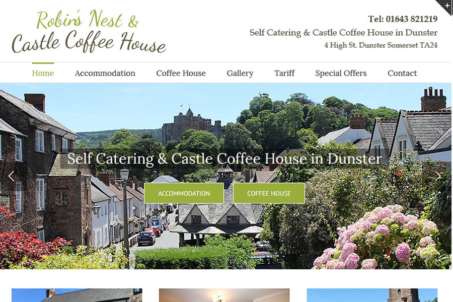 Dunster Self Catering